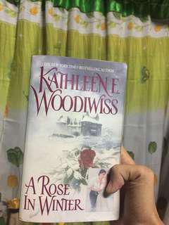 A ROSE 🌹 in WINTER!🍃