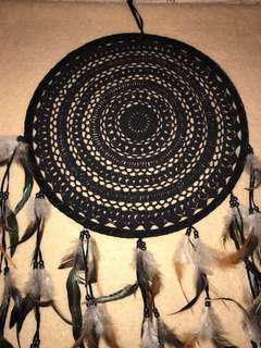 Large Black Dreamcatcher PRICE DROP!!!