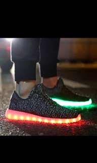 USB Party Light Sneakers