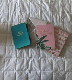 notebook value pack!!