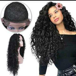 30 inch wavy wig