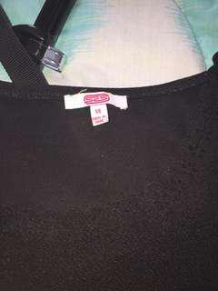 Black top sort of a crop