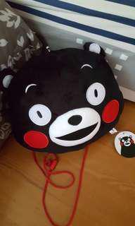 🚚 熊本熊玩偶包包