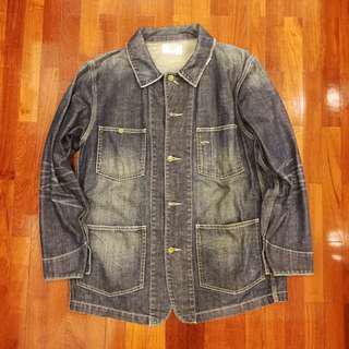 OshKosh B'gosh Denim Chore/Work Jacket