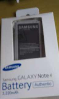 Original Samsung Galaxy Note 4 Battery