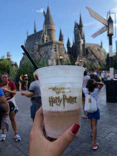 Plastic Harry potter cups