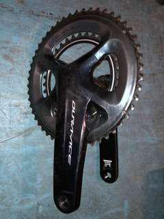 Dura Ace 9100 170mm Compact Chainring 50/34