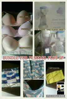 Nursing bundle