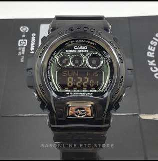Gshock GDX6900 JELLY BLACK 1:1