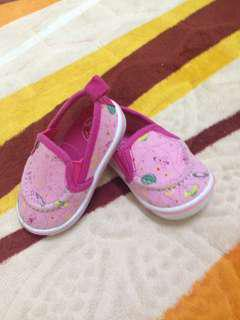 Baby Bubble Pink Shoes