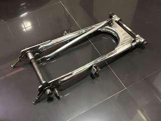 RXK RX135 Chrome Swing Arm