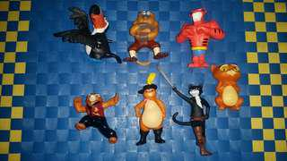 Toys Animals action figures set