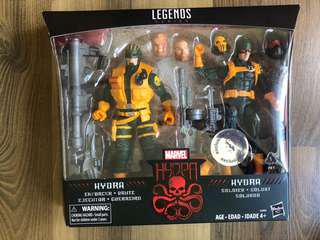 Marvel Legends Hydra 2-pack