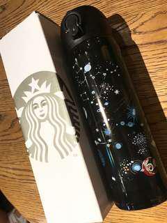 Planet Series Starbucks Thermos