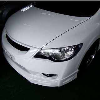 2010年 Honda Civic 1.8 頂級版(大螢幕,天窗)