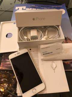 iPhone6 Silver 64GB