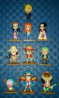One Piece set
