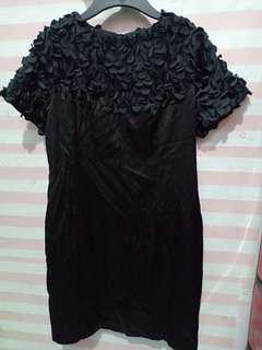 Marc jacobs black dress preloved
