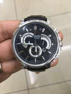 Authentic Casio Beside Watch