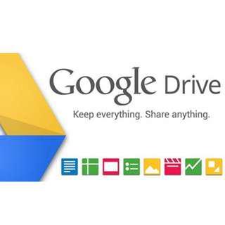 永久官方Google Drive自定名稱帳號 合法 無限儲存空間雲端 上傳