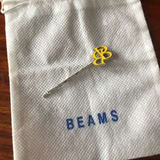 Beams Boy hair clip