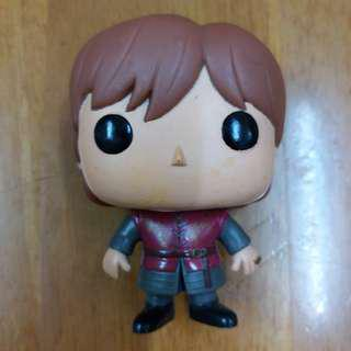 權力遊戲 Game of Thrones Tyrion Lannister Q版公仔