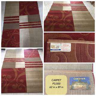 Used Carpet from CARPET WORLD