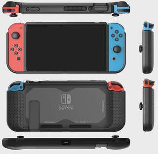 Smatree heavy-duty rugged protective shell for Nintendo Switch