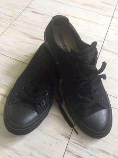 Converse rubbershoes