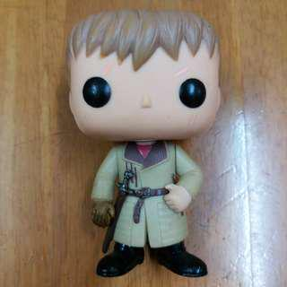 權力遊戲 Game of Thrones Jaime Lannister Q版公仔