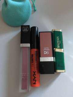 Lipsticks! 👄💄