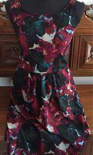 BLUED Dress Knee Length In Excellent Condition