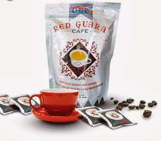 DCL red guara cafe