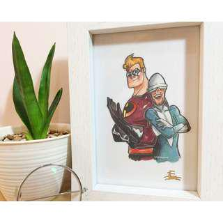 Incredibles Frame