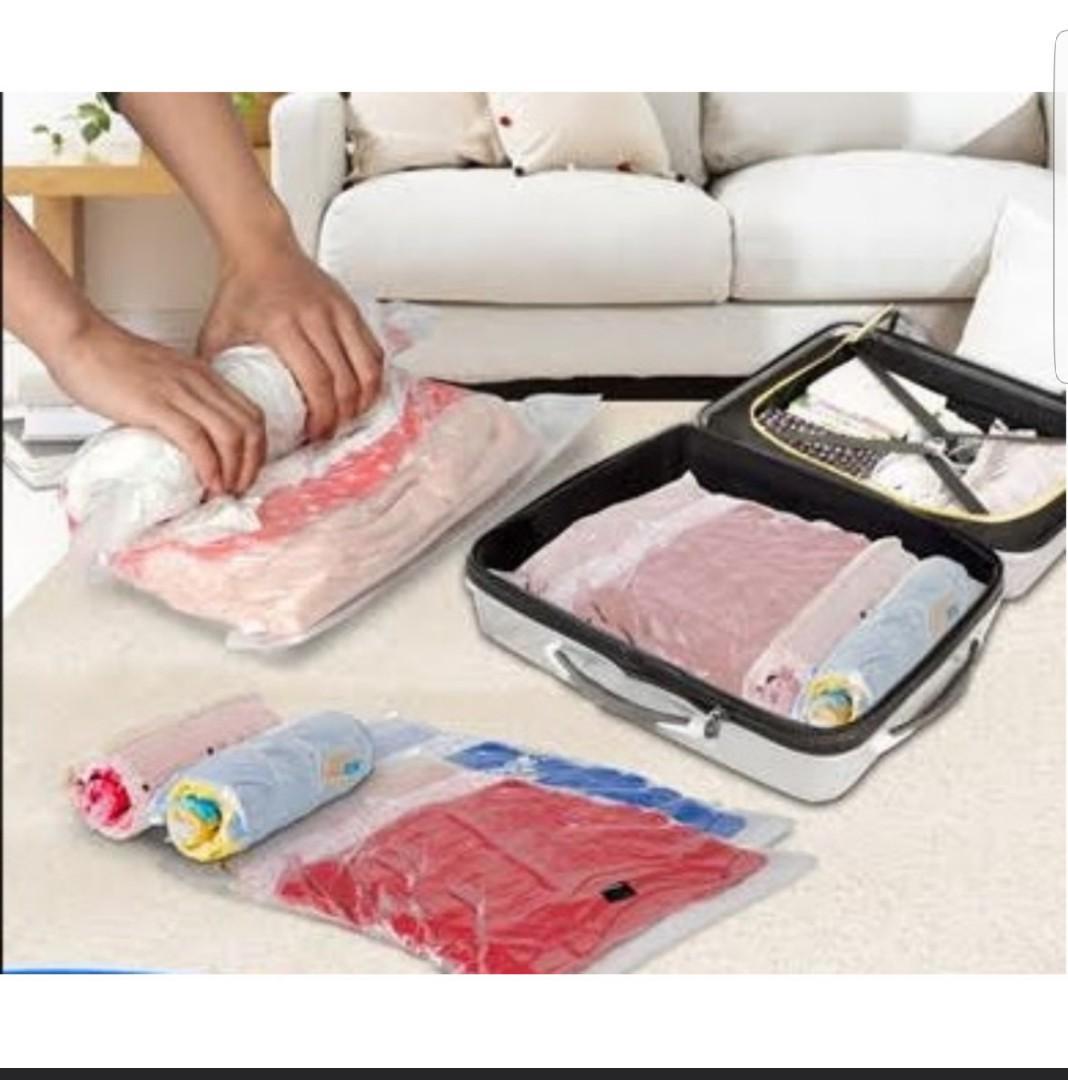 10 Handroll Vacuum Sealed Bag - Brand New