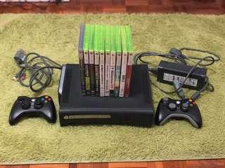 Xbox 360 主機連手制及遊戲