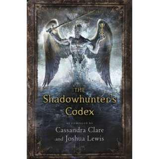 🚚 [PRE-ORDER] The Shadowhunter's Codex by Cassandra Clare