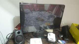 航視王 螢幕保護板 適合華碩螢幕