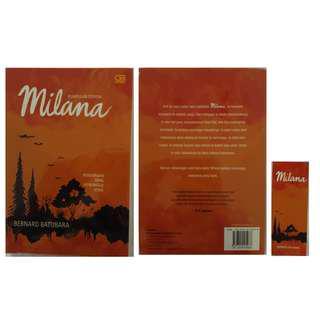 Bernard Batubara - Milana (Kumpulan Cerpen)