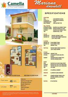 READY FOR OCCUPANCY HOUSE AND LOT / CAMELLA HOMES BRGY. SAN LUIS, ANTIPOLO CITY