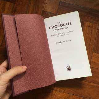 The Chocolate Connoisseur Book