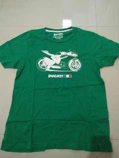 Baju t-shirt ducati original