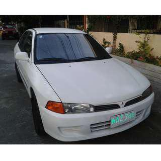 For Sale MitsubishiLancer Glxi 97 mdl AT