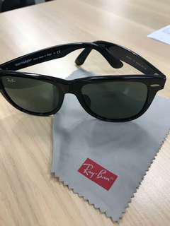 Rayban Wayfarer Authentic Made in Italy