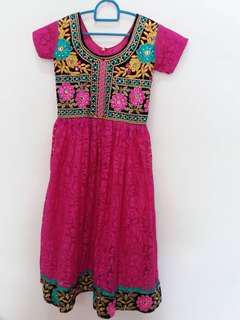 Punjabi tops (9- 10 years old)