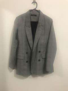 Glassons Check Blazer