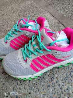 K Swiss rubber shoes