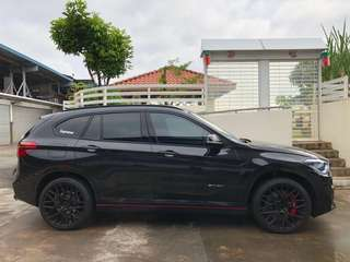Another happy and satisfied BMW X1 (F48) SDRIVEB201A Owner upgraded Koni FSD dampers (self adjustable damping feature) with original spring setup with feedback posted.