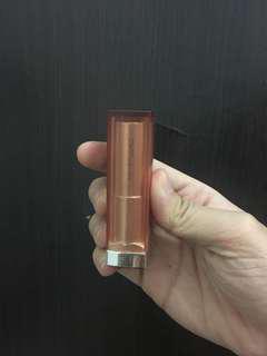 Maybelline powder matte's lipstick