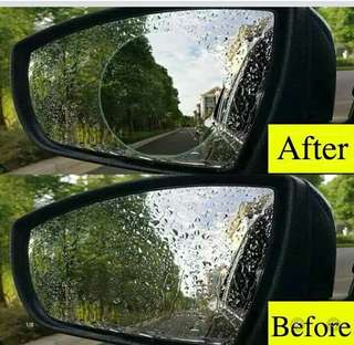 waterproof rear view mirror pair
